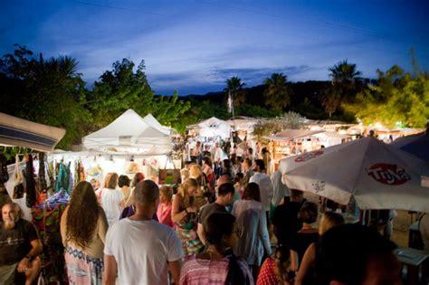 las dalias night market ibiza spotlight