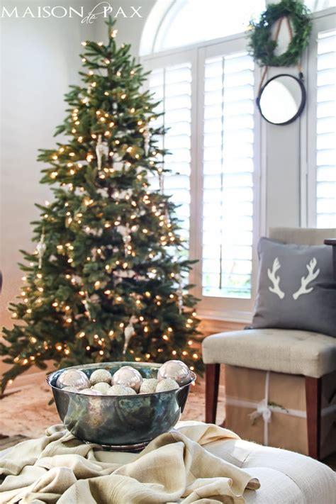 christmas home  maison de pax