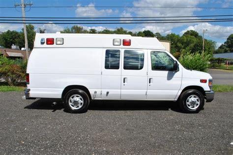 Used Ambulance Type-ii E350