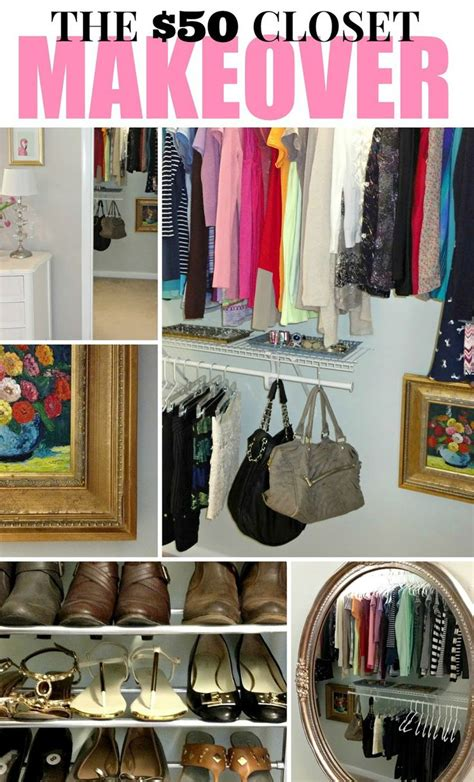 how to turn your closet into a space you for just 50