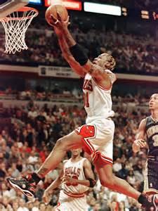 Dennis Rodman: Basketball Player - ThingLink