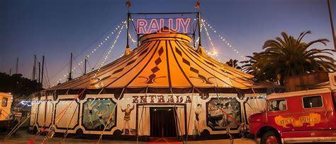 circo raluy ahora en terrassa