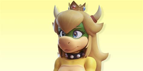 'bowsette' Is Now A Meme, And The Internet's Favorite New