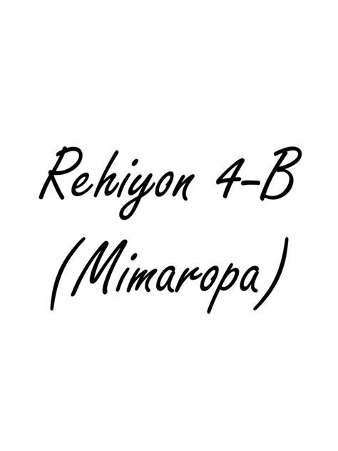 Rehiyon 1-4