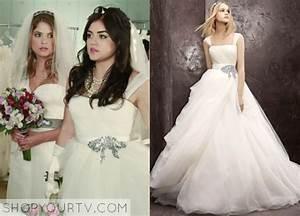 pretty little liars season 4 episode 23 arias bridal With wedding dress tv shows