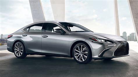 lexus es introducing luxury sedan youtube