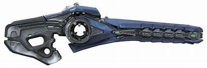 Halo Rifle Focus Reach Profile Weapon Sniper