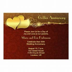 53 best grandparents39 50th wedding anniversary images on With wedding invitation etiquette grandparents