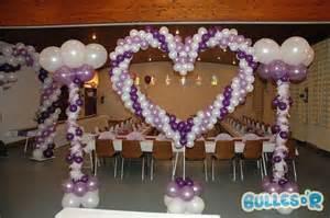 deco ballon mariage bullesdr décoration de mariage en ballons à schwindratzheim 67270 alsace