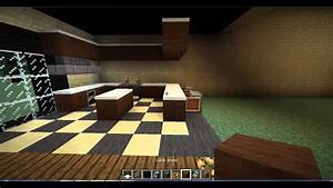 minecraft idee deco cuisine et salle a manger youtube With idees decoration interieur appartement