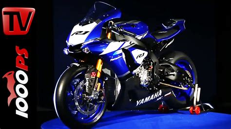 Video 2015  Yamaha R1 Race Edition Details