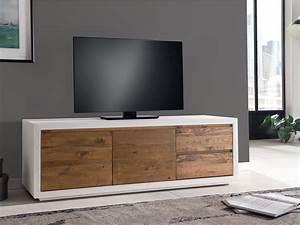 Tv Bank 150 Cm : tv bank burnham 150cm wei pinie rustikal lowboard tv m bel wohnzimmerm bel ebay ~ Bigdaddyawards.com Haus und Dekorationen
