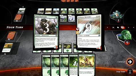 magic the gathering deck builder mac magic duels origins dev diaries magic the gathering