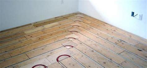 main types  underfloor heating ufh esb flooring