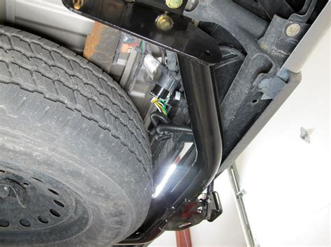 Chevrolet Silverado Custom Fit Vehicle Wiring Curt