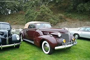 1940 Cadillac Series 75 Image Chassis Number 3320481