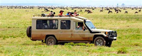 serengeti national park tours safari information
