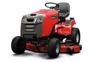 Snapper Riding Lawn Mower Tractor