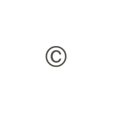 how to make a copyright symbol notice copyright symbol