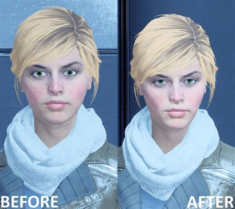 Mass Effect Andromeda Patch 105  Before Vs After