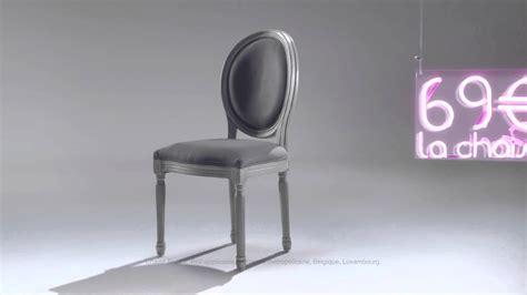 chaise medaillon transparente la foir 39 fouille la chaise medaillon
