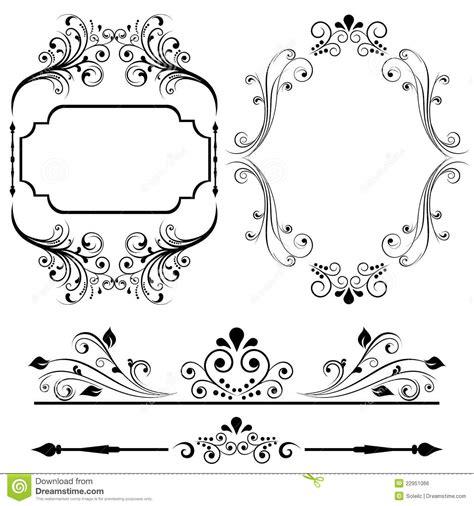 border  frame designs royalty  stock image image
