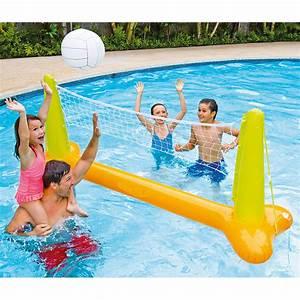 Jeu De Piscine : jeu de volley piscine ~ Melissatoandfro.com Idées de Décoration