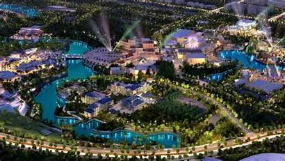Universal Studios Beijing Park Plans Build Theme