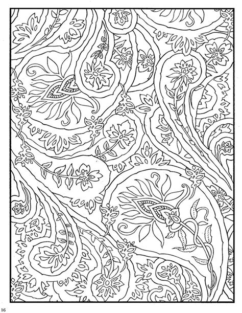 patterns coloring pages az coloring pages