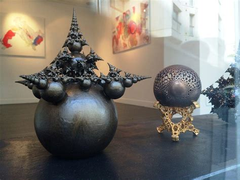 The Beauty Of Math! These 3d Printed Fractals Will Blow