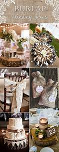 top 20 country rustic lace and burlap wedding ideas With country rustic wedding ideas