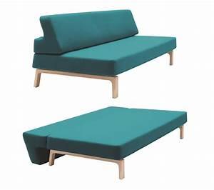 Choisir le bon canape lit pour une chambre d39amis for Canapé lit une place