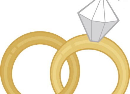 wedding rings clipart png   cliparts
