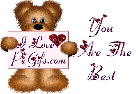 You Are The Best Graphic Animated Gif