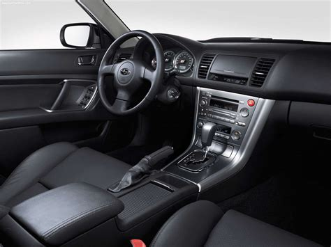 subaru legacy black interior subaru legacy sedan 2004 picture 13 of 15