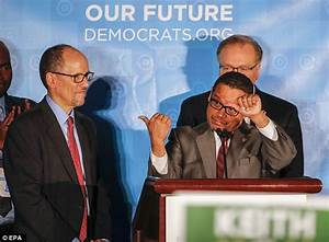 Former Labor Secretary Tom Perez named DNC Chair - Ethiogrio
