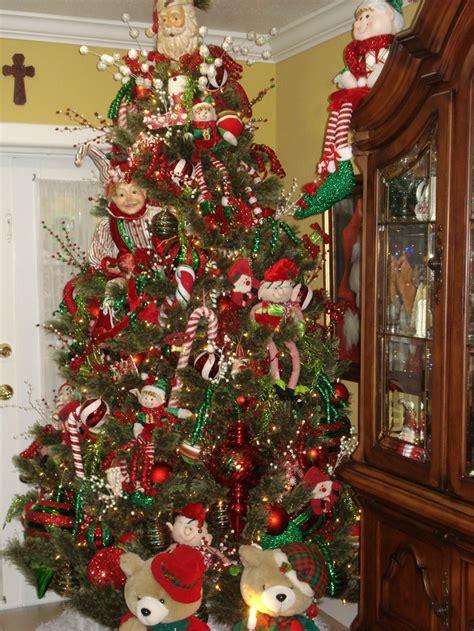 elf   tree images  pinterest christmas