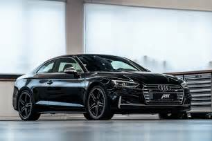 audi a5 black edition official abt audi s5 gtspirit