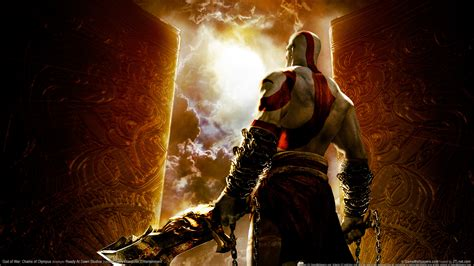 God Of War Hd Wallpaper For Mobile by God Of War Chains Of Olympus Wallpapers Hd Wallpapers