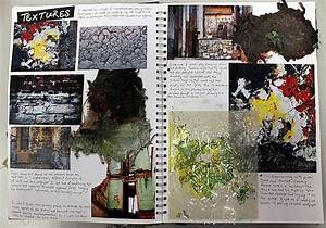 Art Sketchbook Ideas  Creative Examples To Inspire High