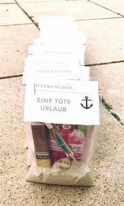 Sachen Selber Gestalten : eine t te urlaub basteln pinterest ~ Orissabook.com Haus und Dekorationen