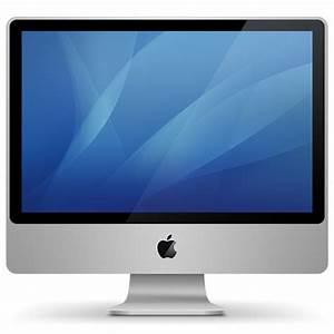 Imac aluminum Icon | Historic Mac Iconset | igabapple