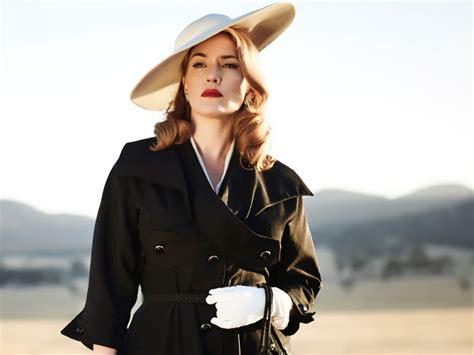 Kate Winslet Interview For The Dressmaker