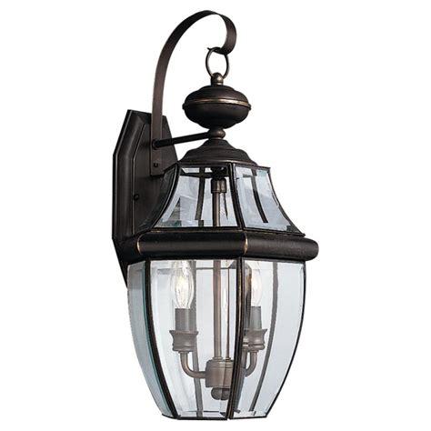 sea gull lighting 8039 71 antique bronze lancaster 2 light