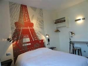 Tour Eiffel Deco : deco chambre tour eiffel visuel 9 ~ Teatrodelosmanantiales.com Idées de Décoration