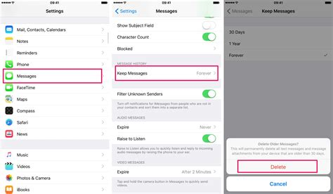 clearing iphone storage eliminate iphone storage by limiting the messages app