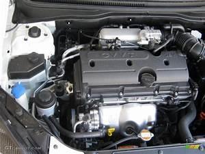 2011 Kia Rio Rio5 Lx Hatchback Engine Photos