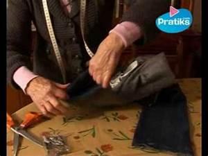 Faire Ourlet Jean : comment faire l 39 ourlet d 39 un jeans youtube ~ Melissatoandfro.com Idées de Décoration