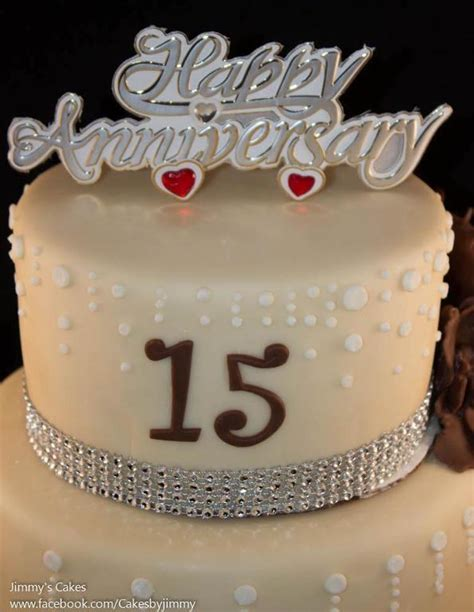 Wilton Cake Decorating Classes by You Have To See 15th Year Anniversary Cake On Craftsy