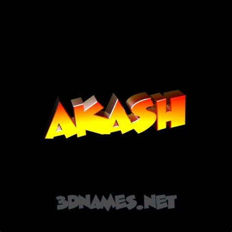 Akash Background by Preview Of Black Background For Name Akash